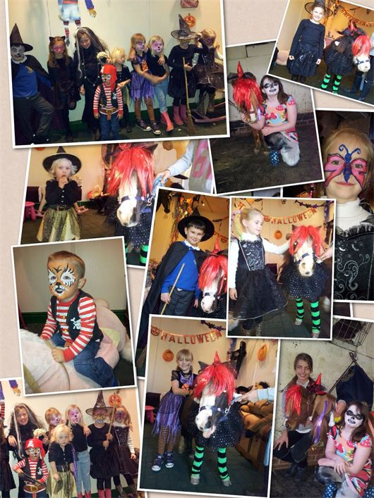 Halloween Party Picture Nottingham