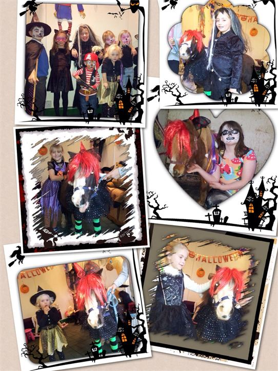 Halloween Party Picture Nottingham 2